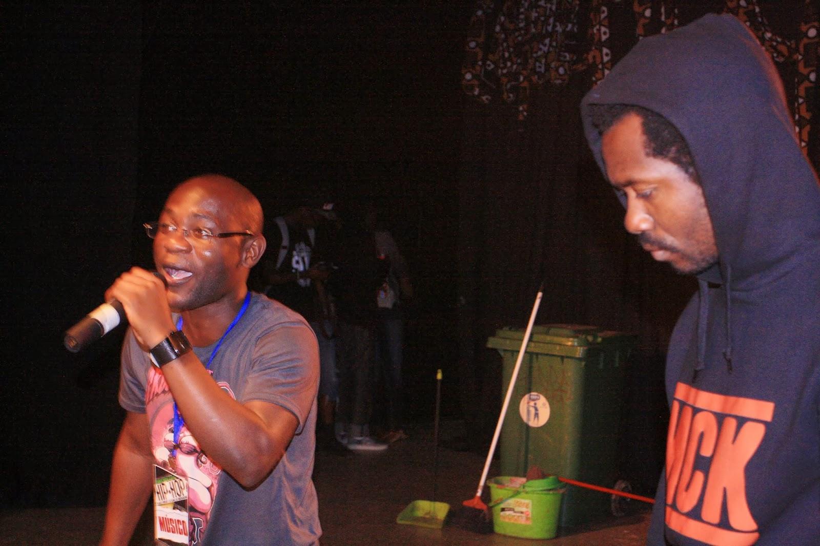"""A situação política actual e a """"dormência""""  do Hip-Hop angolano analisada por rappers"""