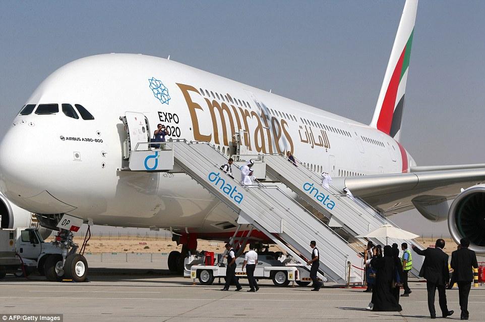 Grupo Emirates regista 30º ano consecutivo de lucros financeiros