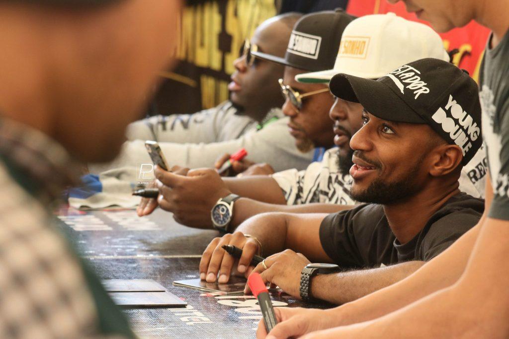 Team de Sonho projecta manter a música angolana no exterior
