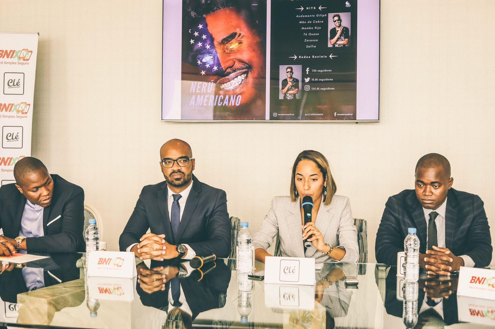 BNI e Clé Entertainment oficializam parceria