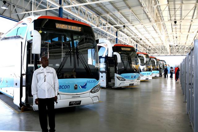 A partir de hoje já é possível viajar de Macon até Windhoek