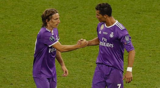 Modric teme passar por situação semelhante à de Ronaldo no Real Madrid