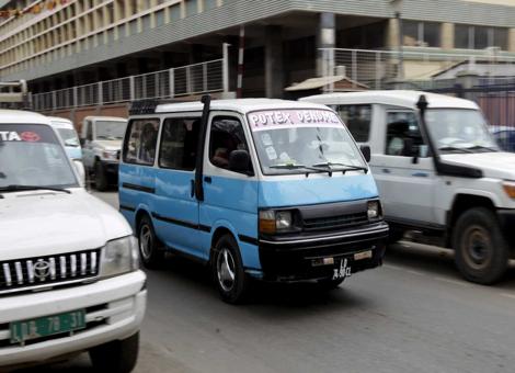 Angola já registou este ano quase 1.800 mortes nas estradas