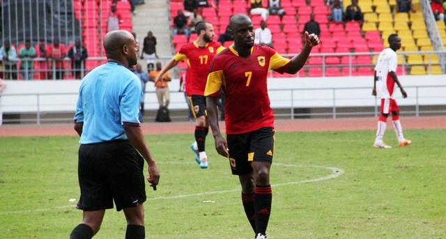 Palancas Negras em contagem decrescente para jogo decisivo diante do Burkina Faso