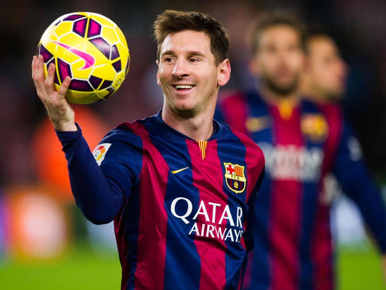 Messi prefere importância dos golos a beleza dos lances