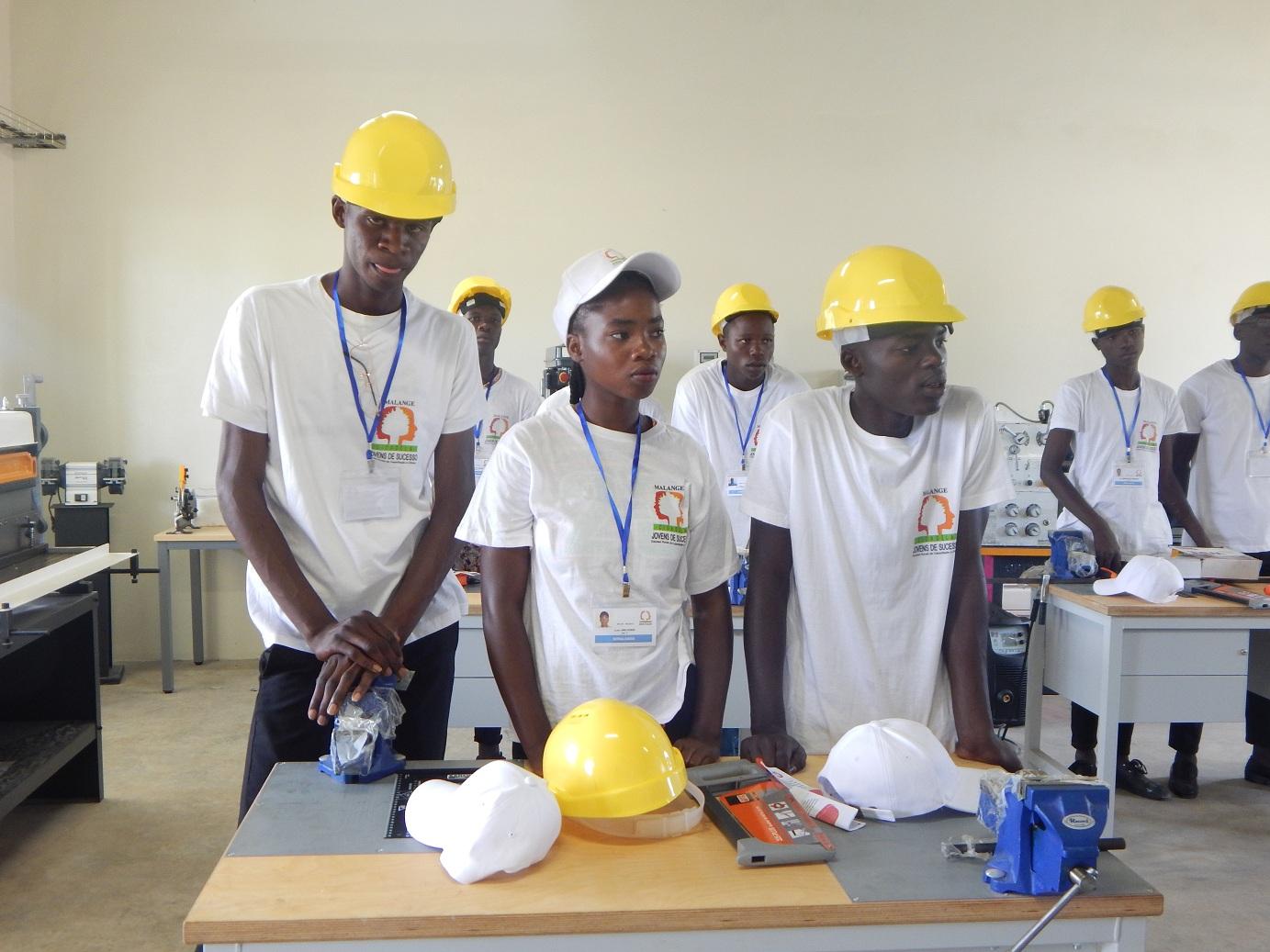 Malanje: Cidadela Jovens de Sucesso da comuna de Mucari arranca com 60 formandos