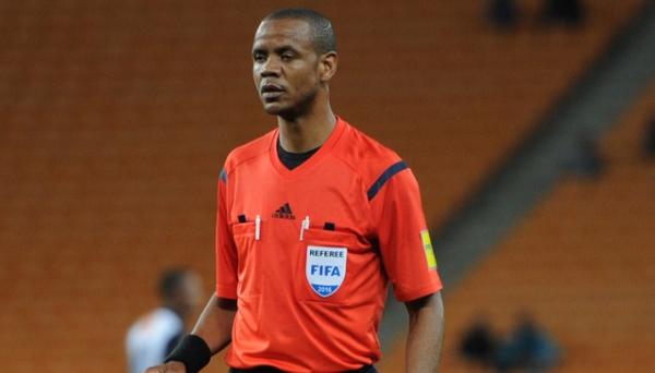 CAF suspende Janny Sikazwe