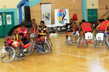 Torneio internacional de basquetebol em cadeira de rodas inicia hoje na Cidadela
