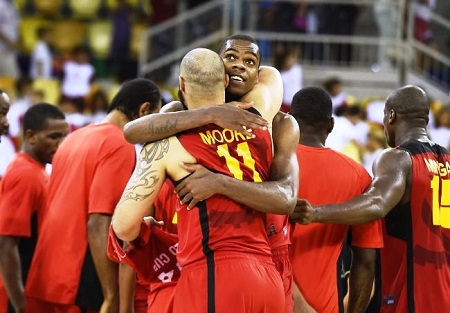 """Angola tem toda a chance de se qualificar para o mundial de basquetebol"", considera seleccionador marroquino"