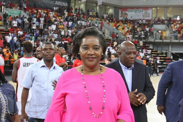 """""""O apuramento ao mundial é resultado do espírito de sacrifício à pátria"""", considera ministra da Juventude e Desportos"""