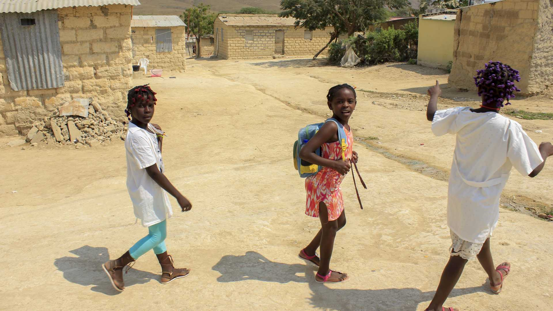 Angola lança campanha para incentivar o registo de nascimento de crianças