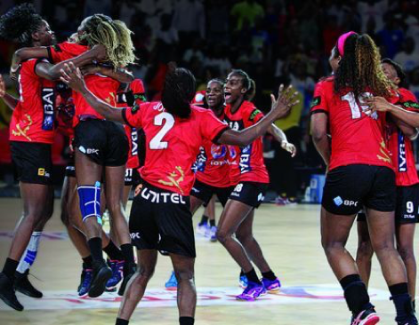 CAN: Angola conquista 13º título