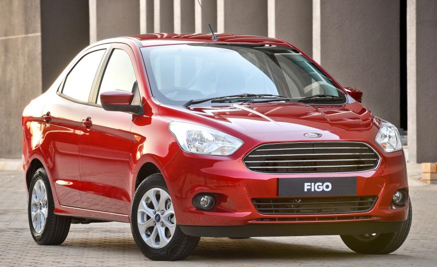 Ford Figo disponível em Angola na Robert Hudson