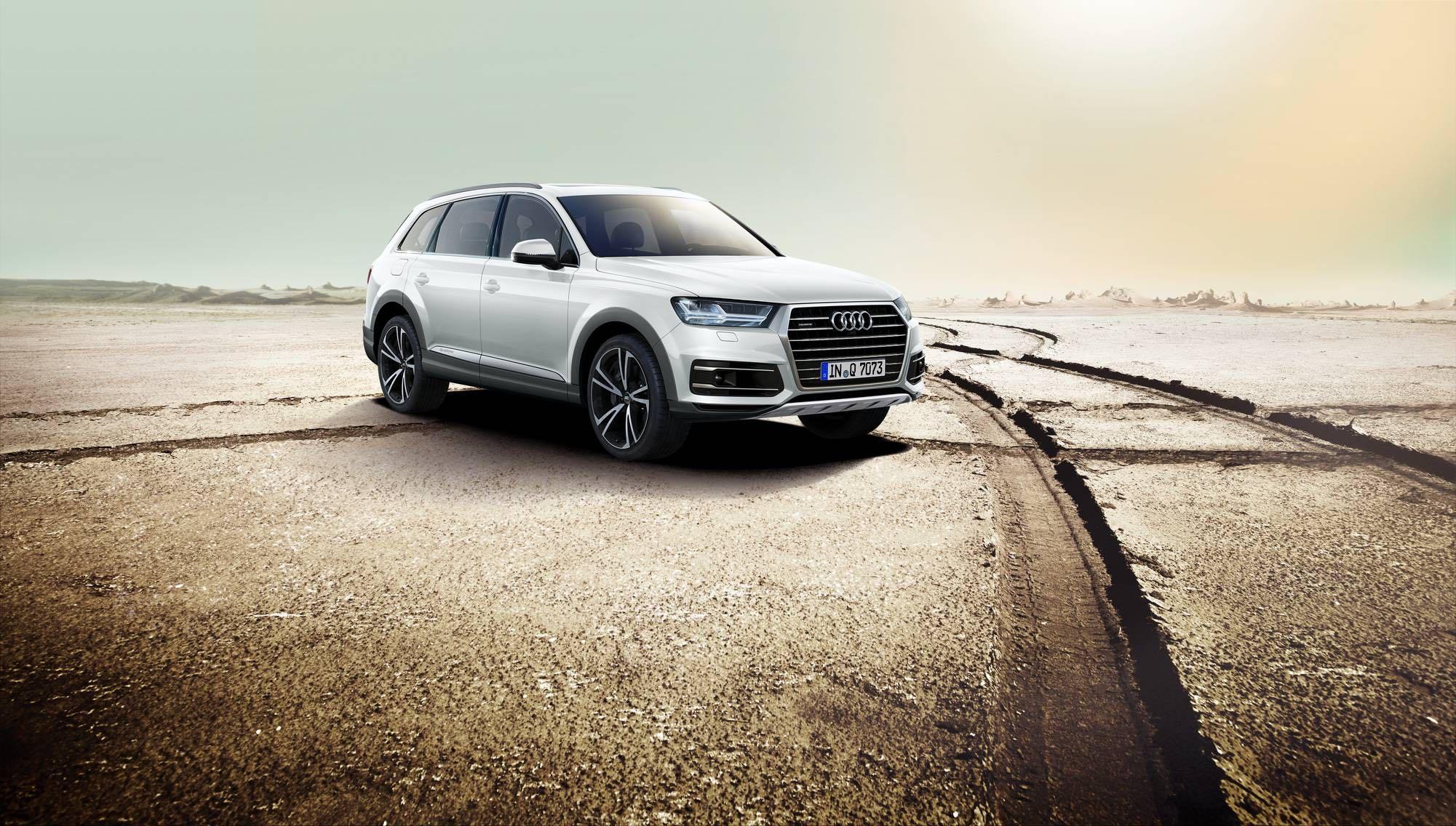 Angola já tem disponível o novo modelo Audi Q7
