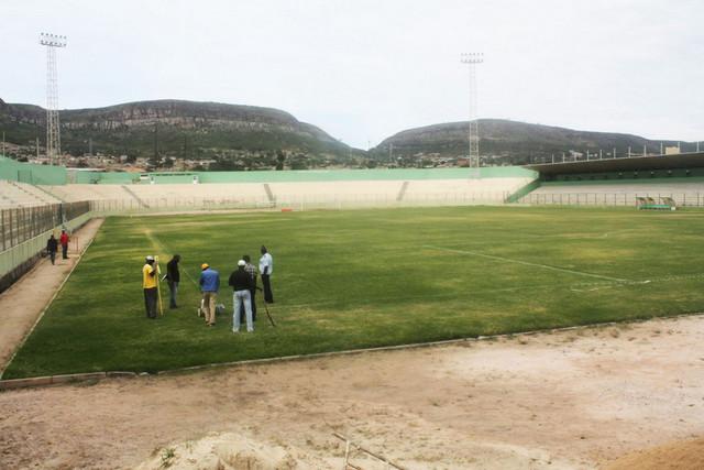 Estádios huilanos serão reabilitados