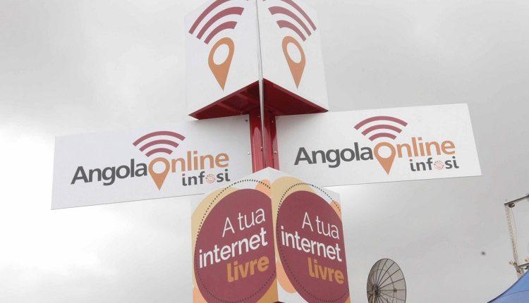 Bengo já tem sistema de Internet grátis