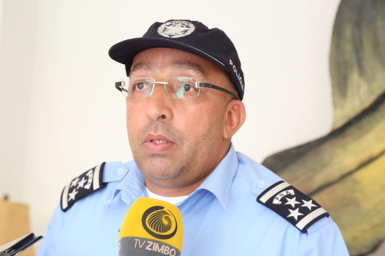 """""""A segurança de informação é uma responsabilidade de todos"""", afirma quadro da Polícia Nacional"""