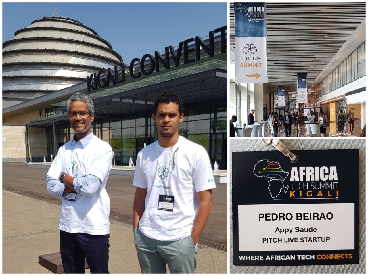 Appy Saúde representa Angola no Africa Tech Summit 2019