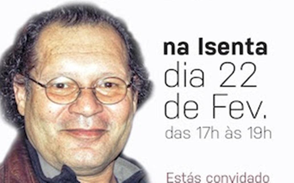"Isenta leva Fidel Reis ""À Conversa no Quintal"""