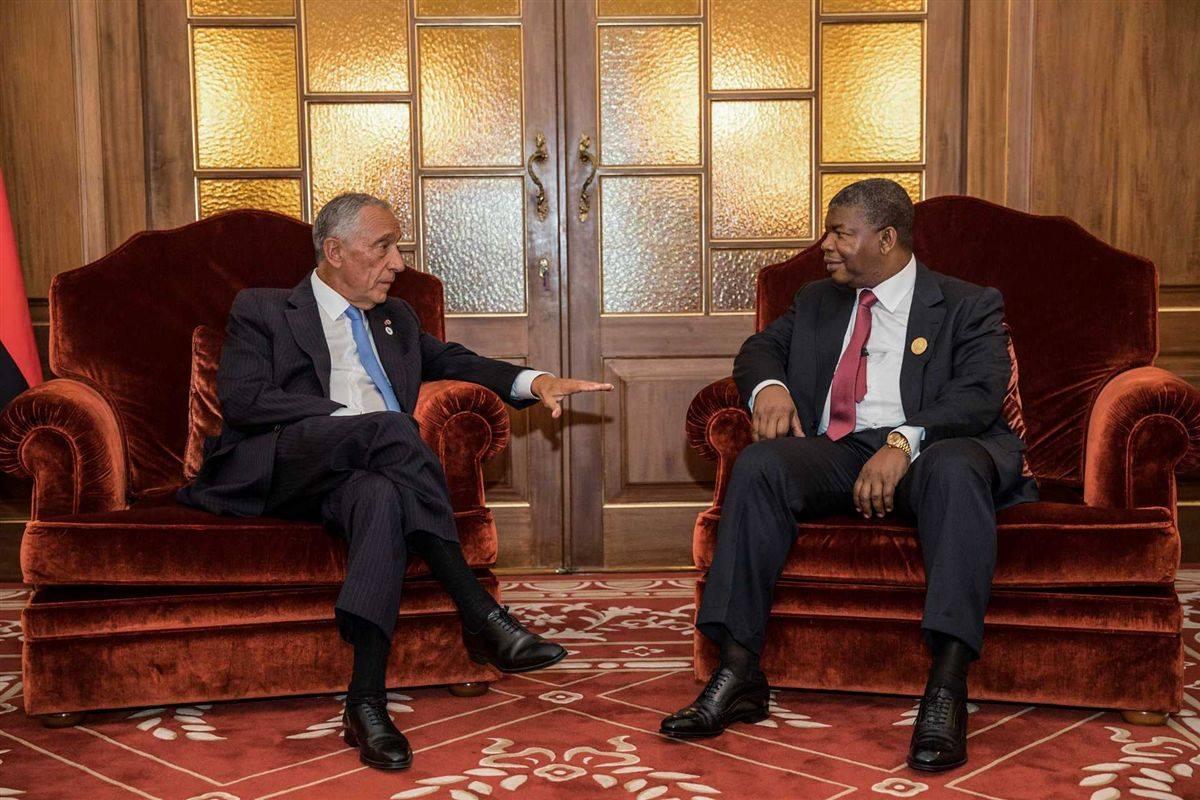 Presidente de Portugal vê Angola como uma potência a emergir