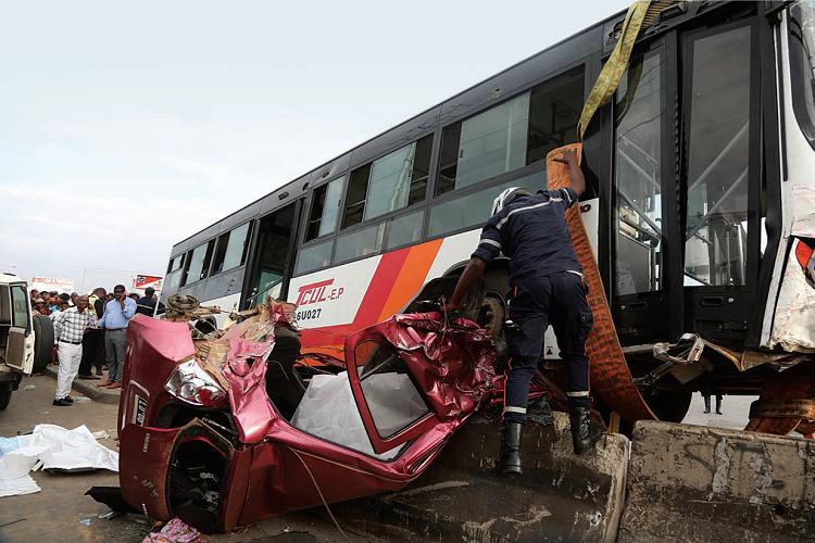 Mau estado técnico dos automóveis apontado como principal causa dos acidentes