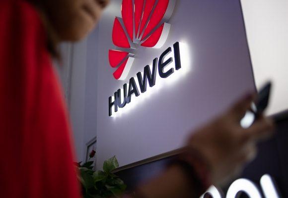 Receitas da Huawei recuam 16% no primeiro trimestre de 2021