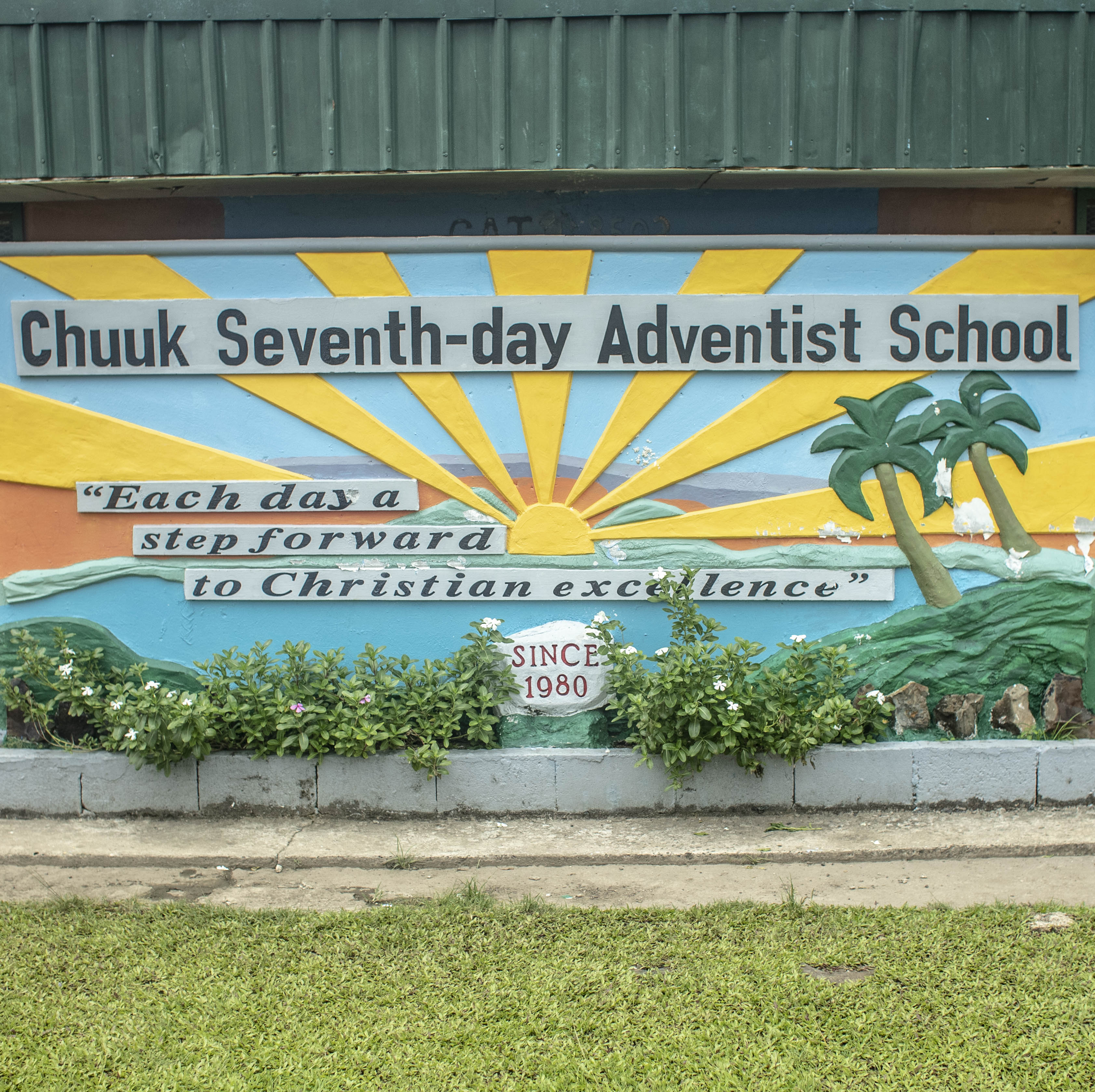 Donations: Chuuk Seventh-day Advenitst School Projects