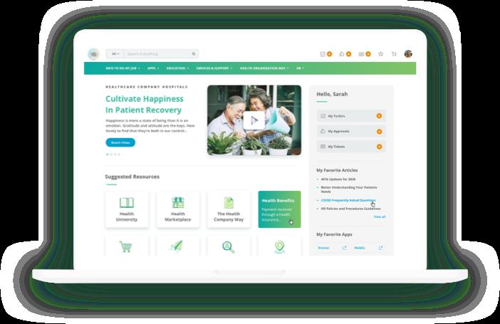 ServiceNow Service Portal Design Example