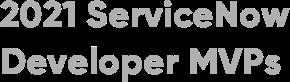 servicenow developer mvp logo