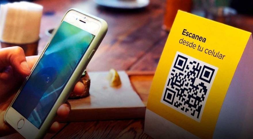 Con la app podrás generar tus propios códigos QR para facilitar las transacciones