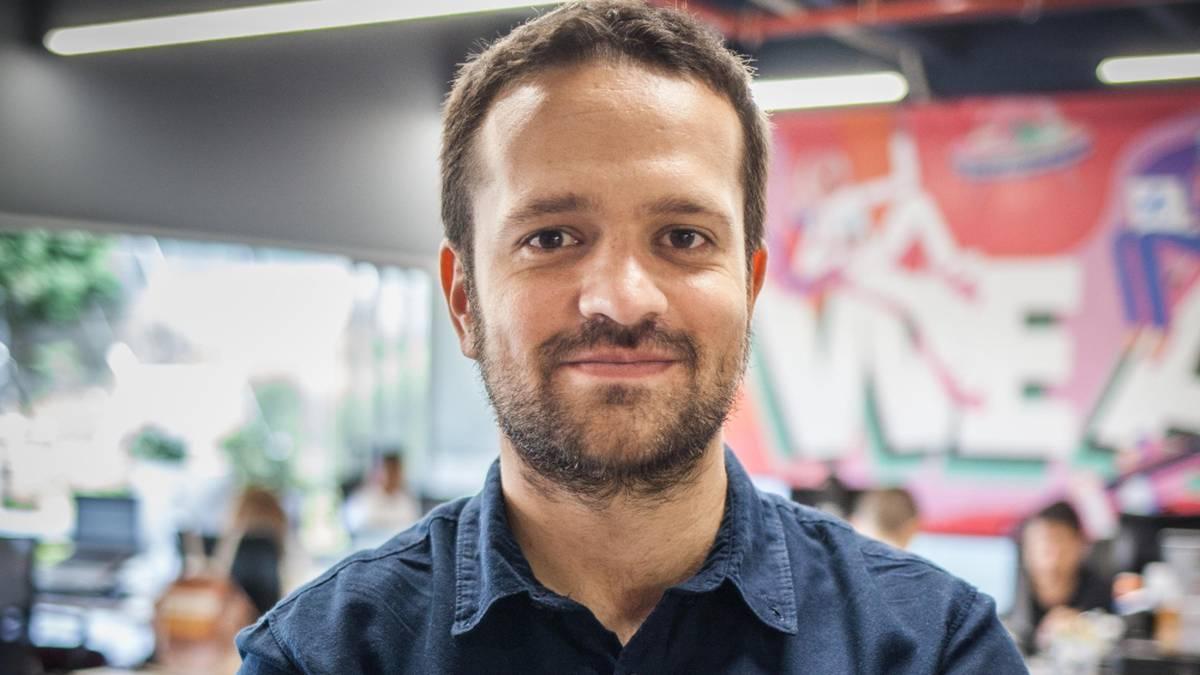 Felipe Restrepo, CEO y fundador de Vecindario