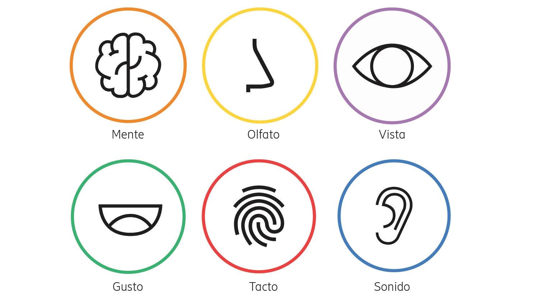 Gráfico de internet de los sentidos