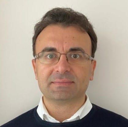 Giuseppe Caltabiano headshot
