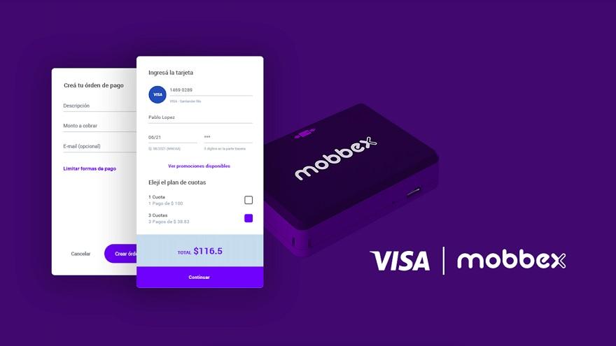 El acuerdo con Visa le trae a Mobbex una gran oportunidad de crecimiento