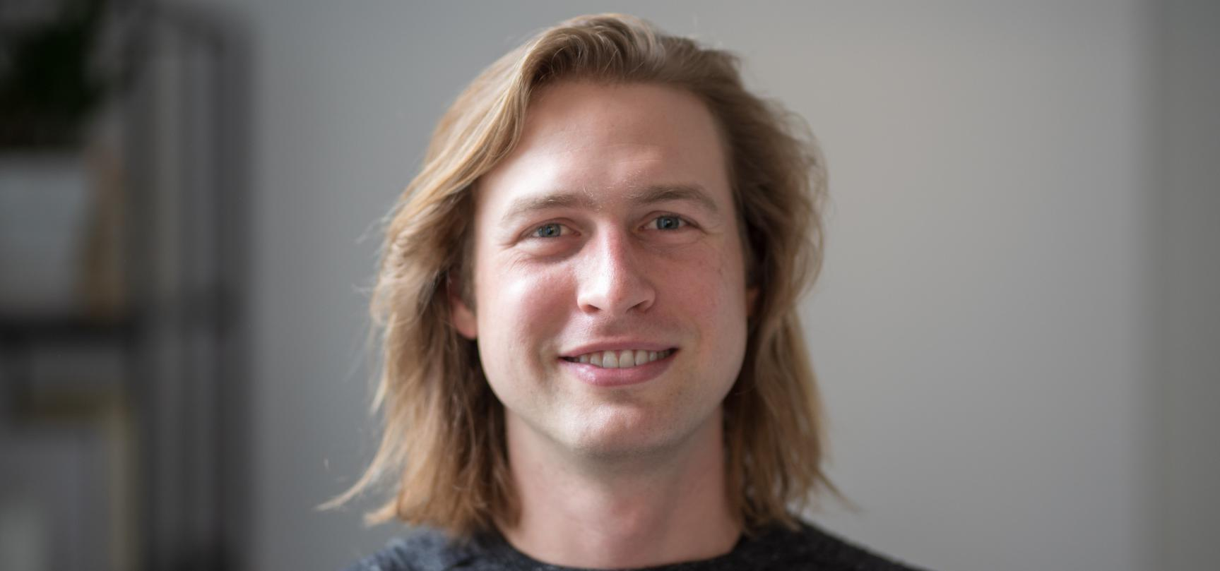 Plaid cofounder and CEO Zack Perret.