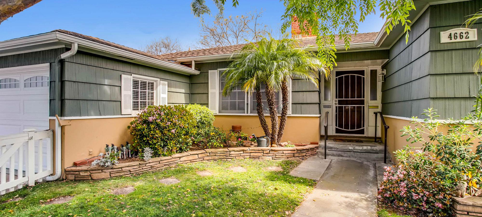4662 Lucille Dr. San Diego, CA 92115