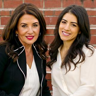Sue & Gina De Legge