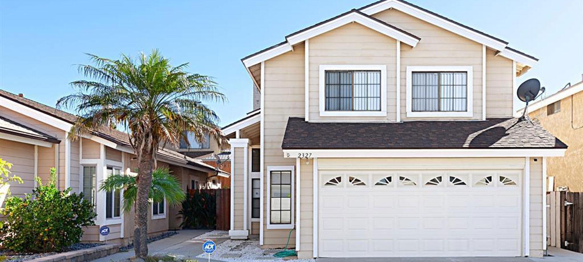 2327 Sherwood Dr. Lemon Grove, CA 91945