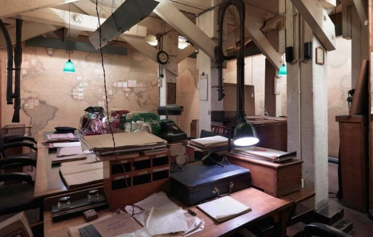 Churchill War Rooms Virtual Tour