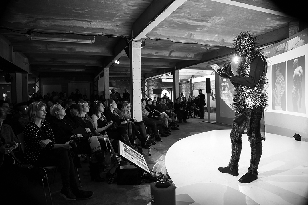 Fashion Tech - Speaker at FashionTech.berlin 2017