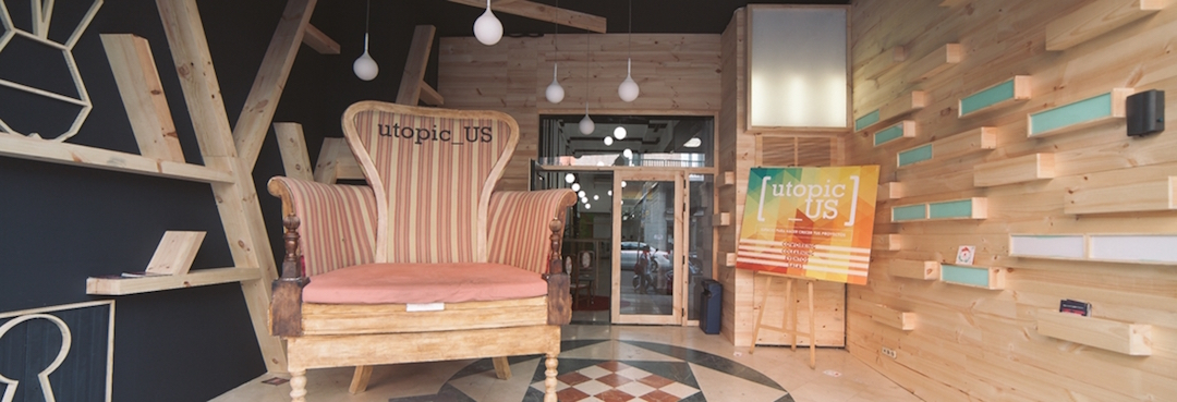 utopic_US - Coworking Madrid