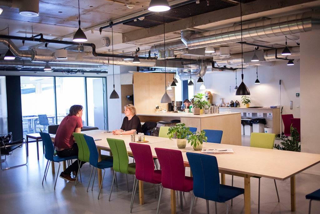Tøyen Startup Village - Coworking Oslo