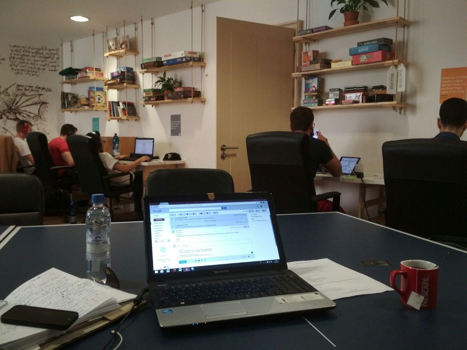 Smart Coworking - Coworking Prague