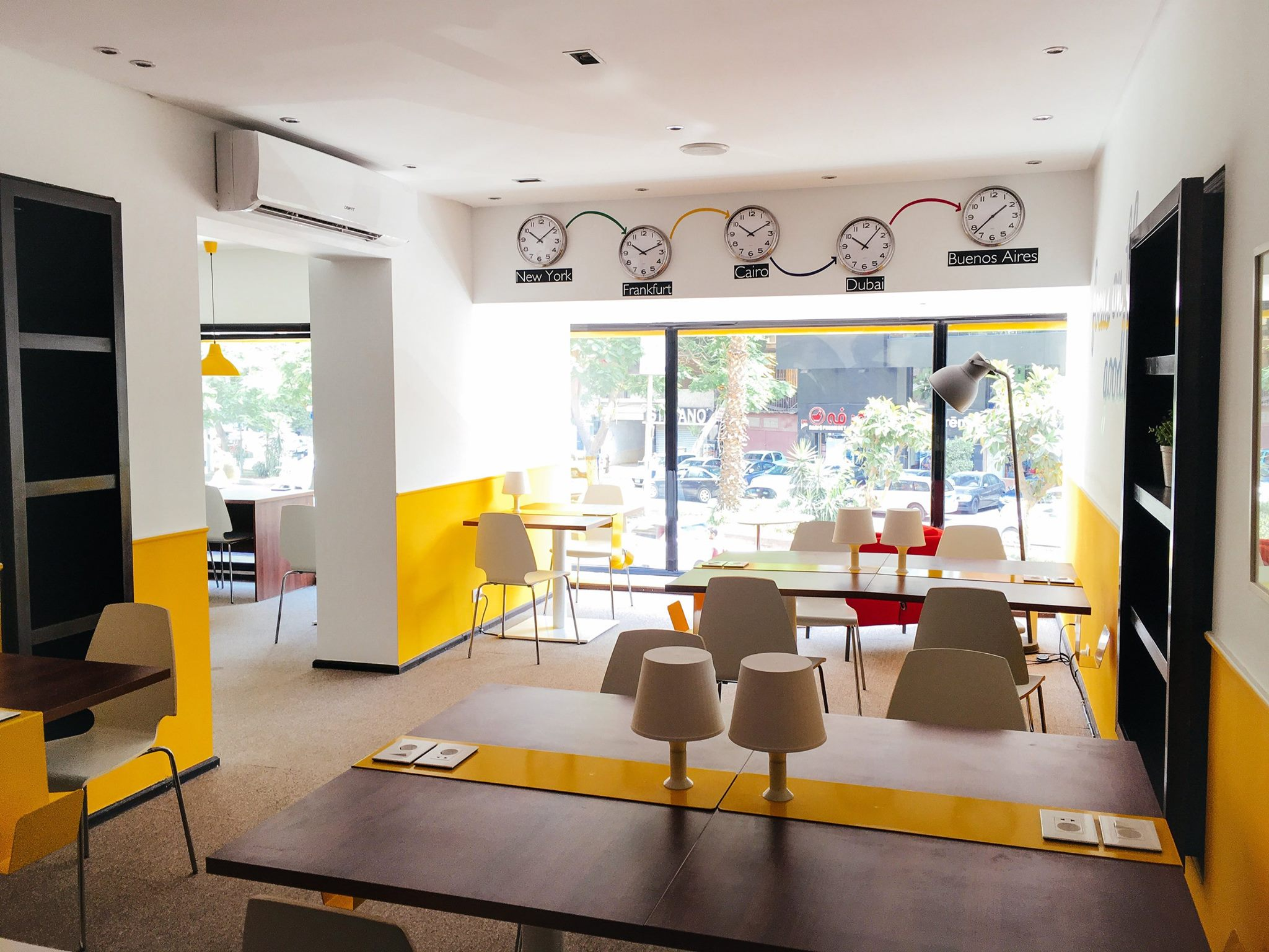 Urban Station EGYPT - Coworking Cairo