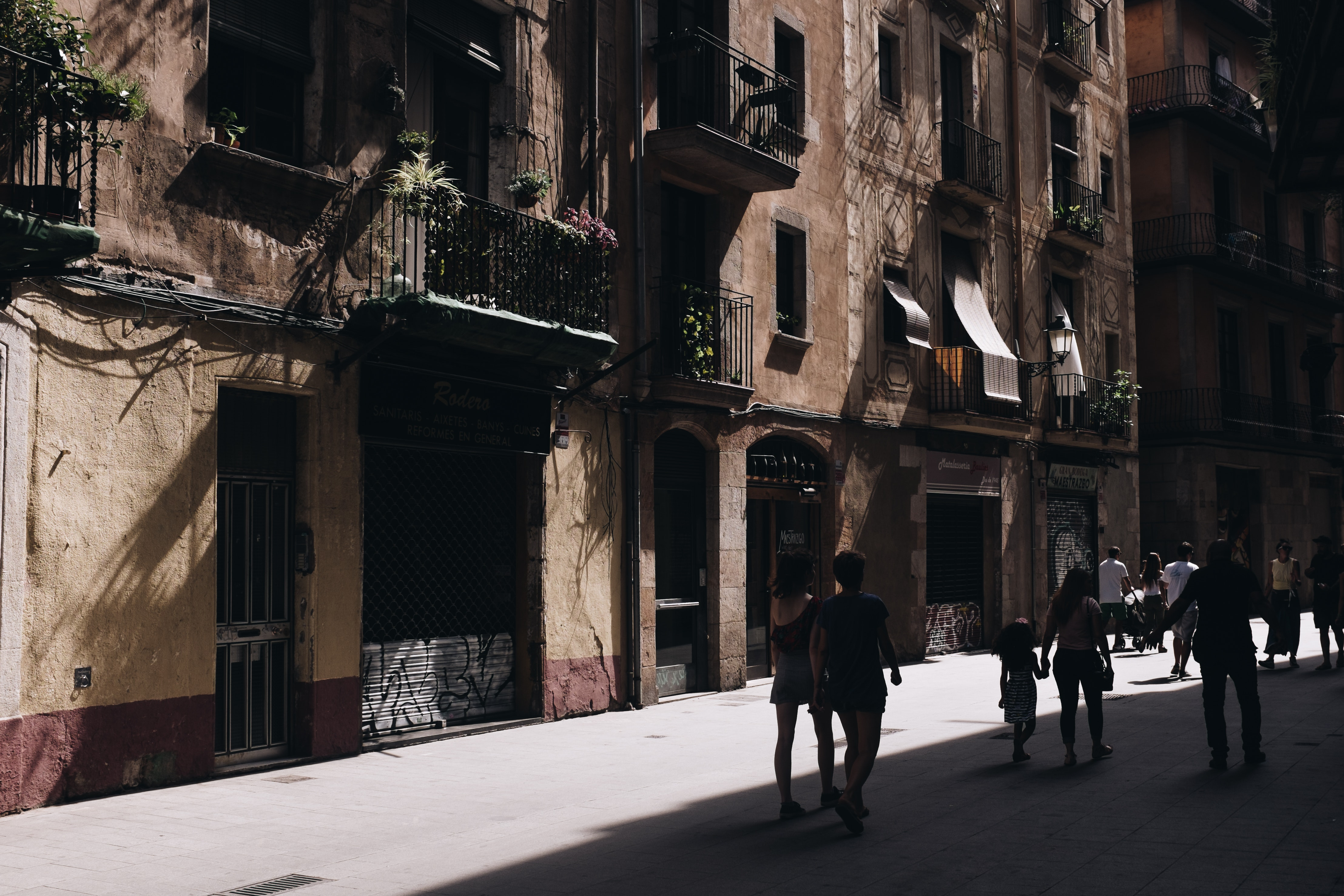Barcelona Gracia Street betahaus Coworking Global