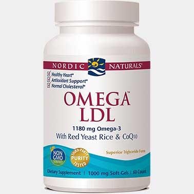 Nordic Naturals Omega LDL