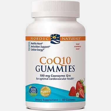 Nordic Naturals CoQ10 Gummies