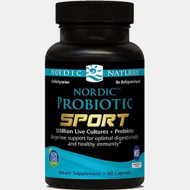 Nordic Naturals Nordic Probiotic Sport