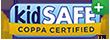 Jiobit is certified by the kidSAFE Seal Program.