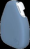 Sky Blue Silicon Sleeve